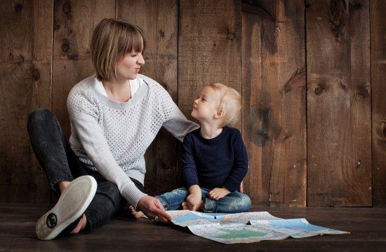 Iata ce activitati distractive poti impartasi cu cei mici!