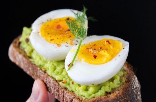 VIDEO Efectele oului asupra organismului